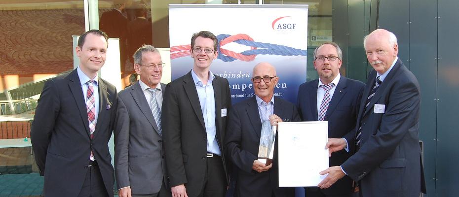 """""""Deutscher Preis für Softwarequalitat 2013"""""""