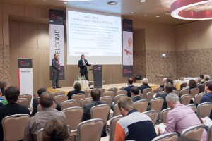 Andreas Nehfort eröffnet die STEV-Fachtagung 2014